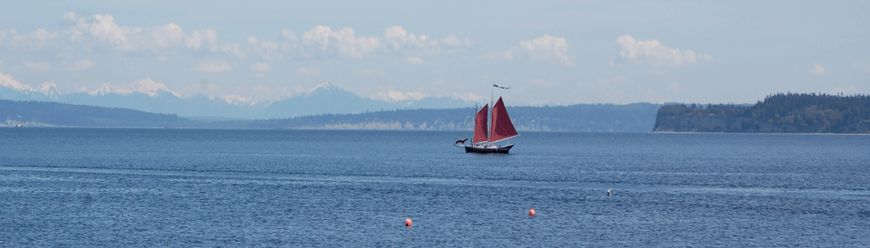 Photo of Puget Sound Sailing